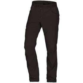 Ocun Mánia Pantalon Homme, brown/yellow